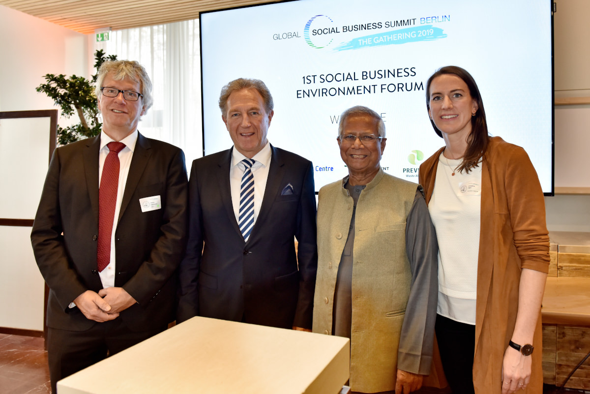 Social business meets circular economy!